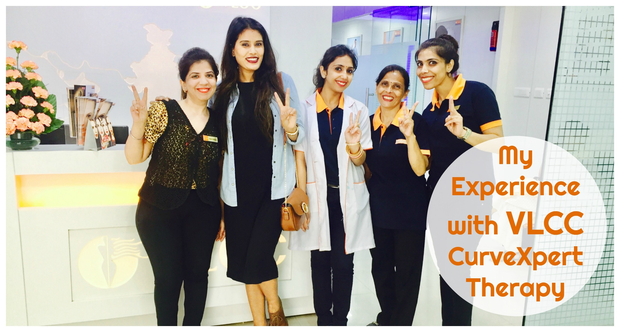 My Experience With Vlcc Curvexpert Therapy Makeup And Body Blog