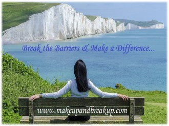 Break the Barriers, Make a Difference
