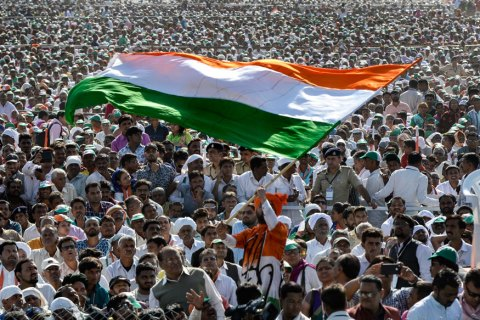 Voices, Values & Votes not Notes…The Epic Election in India