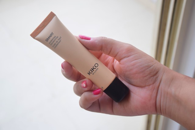 Kiko Milano Smart Hydrating Foundation