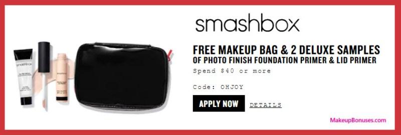 Smashbox Birthday Gift Dealssite Co