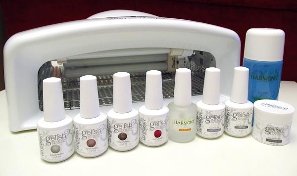 Gelish Mini Soak Off Gel Nail Polish Manicure System Who Would Have Thought Risks Of Manicures Makeup By Kim Porter