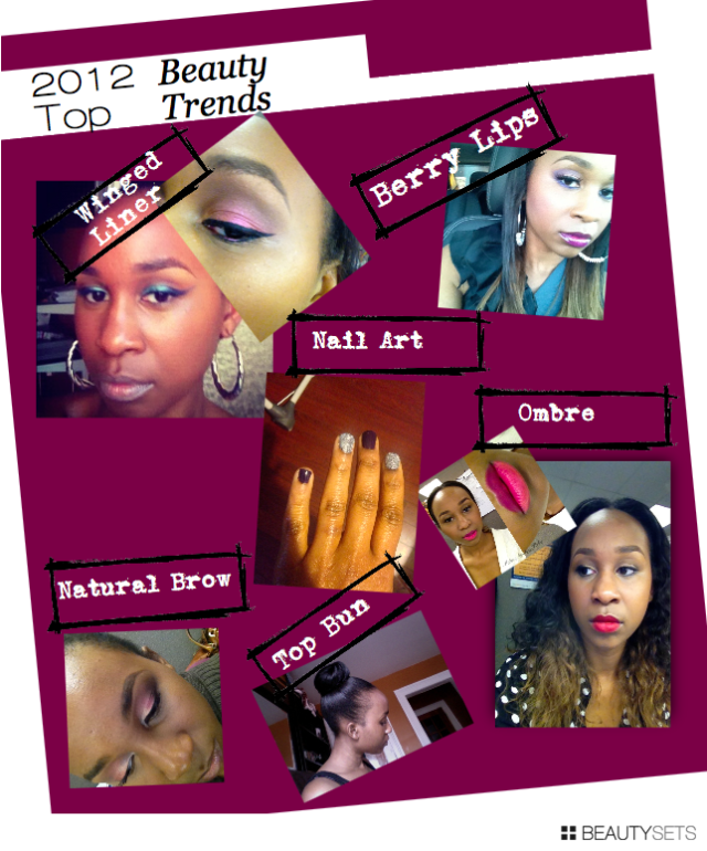 Beauty Trends 2012