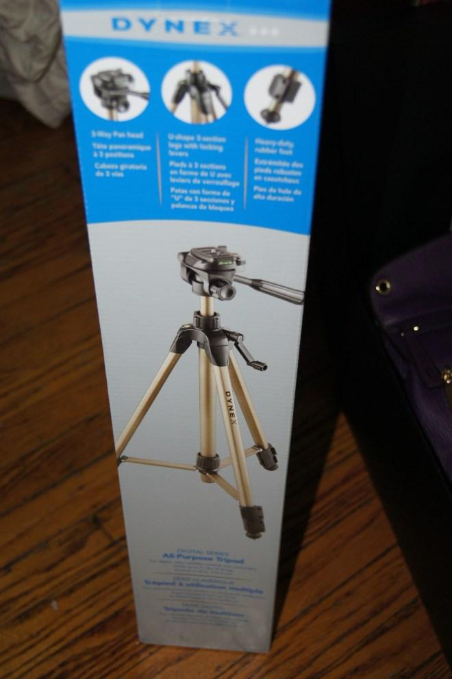 Dynex Camera Tripod
