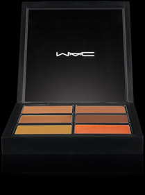 MAC PRO Conceal and correct palette Dark
