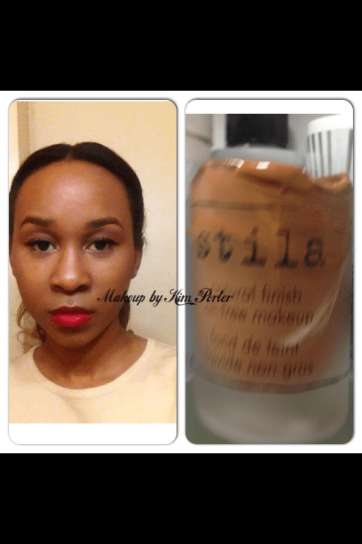 Stila Natural Finish Oil-Free Foundation