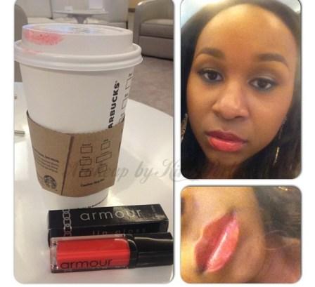 Armour Beauty Long Wear Lip Gloss Nina Kim Porter