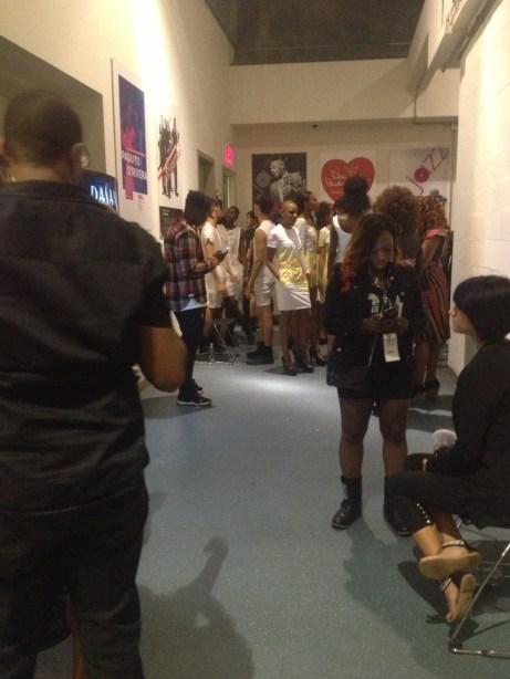Fashion Week Harlem's Fashion Row