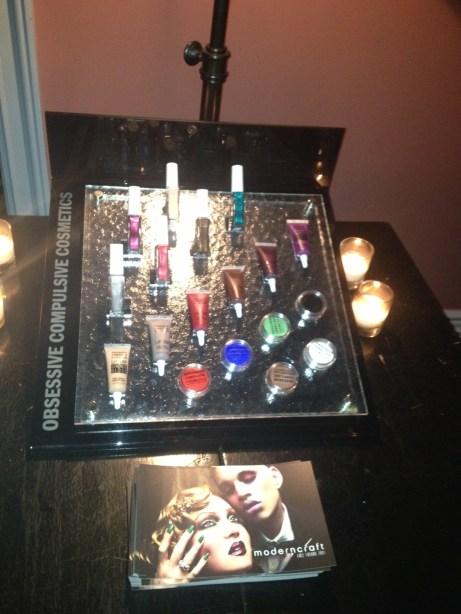 Obsessive Compulsive Cosmetics moderncraft
