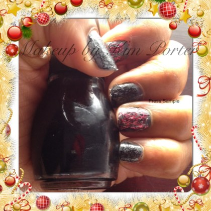 Nail It Add Holiday Flare With Sinfulcolors Holiday Tinsel Collection
