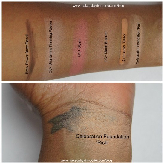 ITS ALL ABOUT YOU Swatches