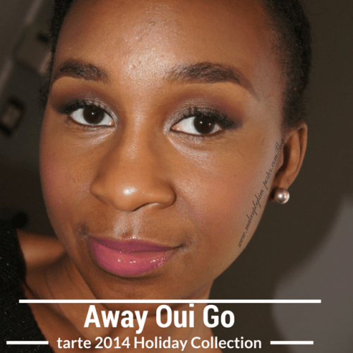 away oui go palette makeup look