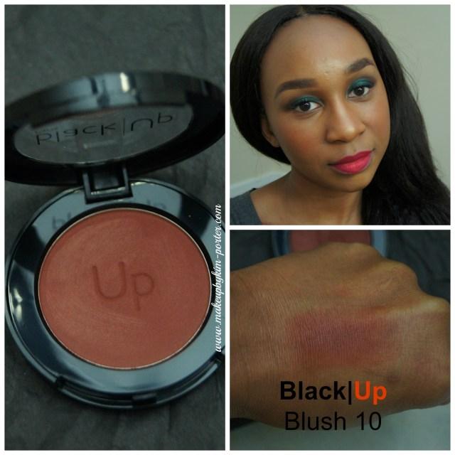 BlackUp Cosmetics Blush 10