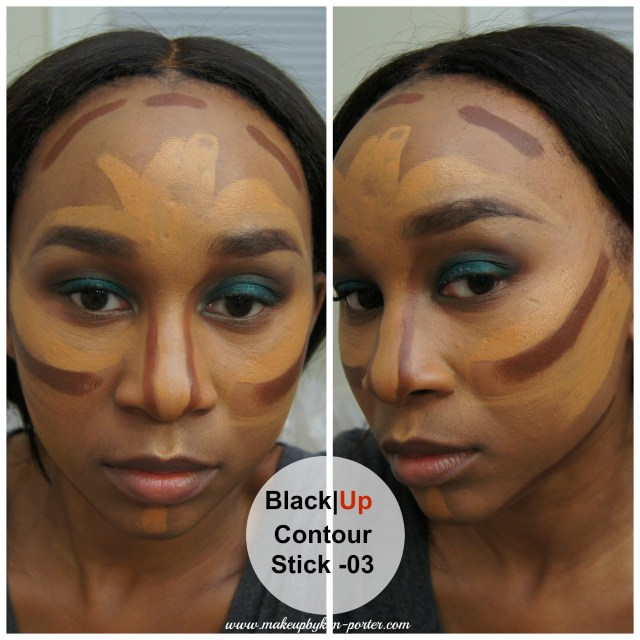BlackUp Cosmetics Contour Stick