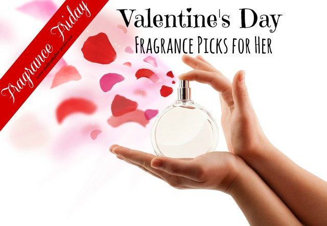 Valentine's day fragrance picks