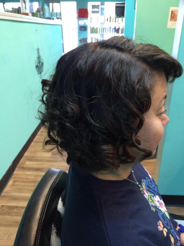 Valntine's day hair tips Bob