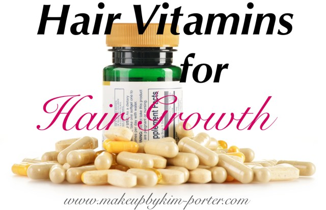 Hair Vitamins for Hair Growth