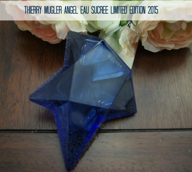 Thierry Mugler Angel Eau Sucree Limited Edition 2015