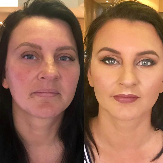 sydney makeup artist Miriam Wells Sydney makeup