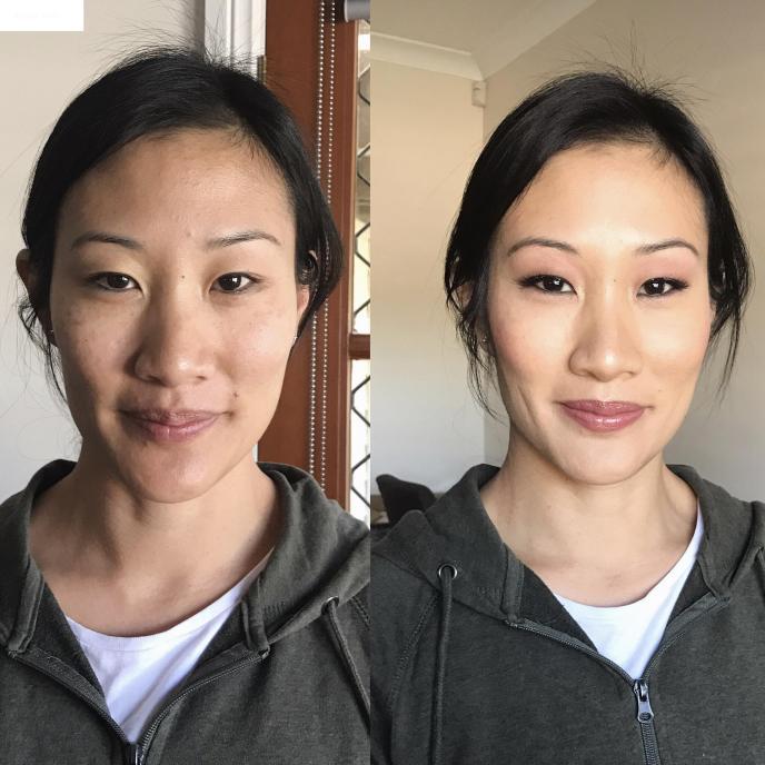 Sydney makeup artist, asian makeup sydney, sydney hairstylist, mua, miriam wells