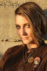 Natural makeup Model: Zee Lustrum,Makeup: Dawnielle Banks/Make Up By Siryn,Photo: TJ Klimoski