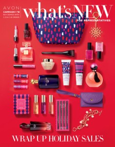 Avon What's New Campaign 1 2018