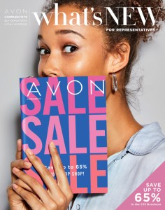 Avon What's New Campaign 15 2019