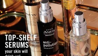 Avon What's New Campaign 4 2020