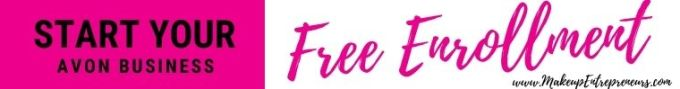 Avon Business FREE enrollment MakeupEntrepreneurs.com