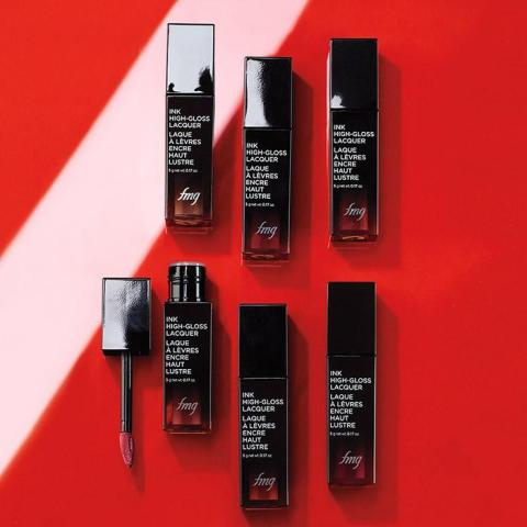 FMG Ink High Gloss Lacquer Campaign 21 Avon Catalog