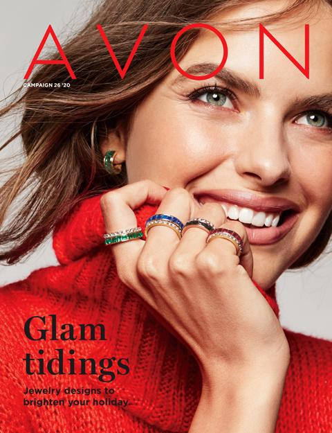 Glam Tidings Avon Campaign 26 2020 Flyer