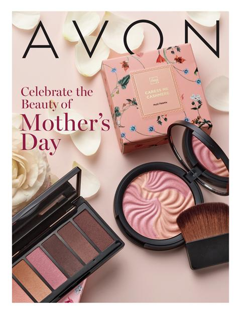 Mother's Day Avon Flyer Campaign 11 2021