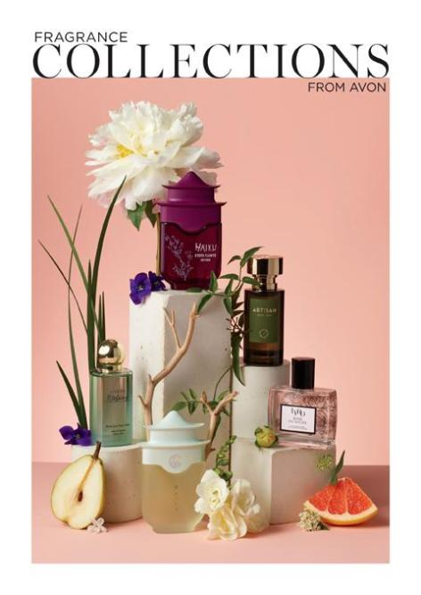 Fragrance Collection Campaign 17 2021