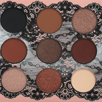 Beauty Creations Boudoir Duo Eyeshadow Palettes 2