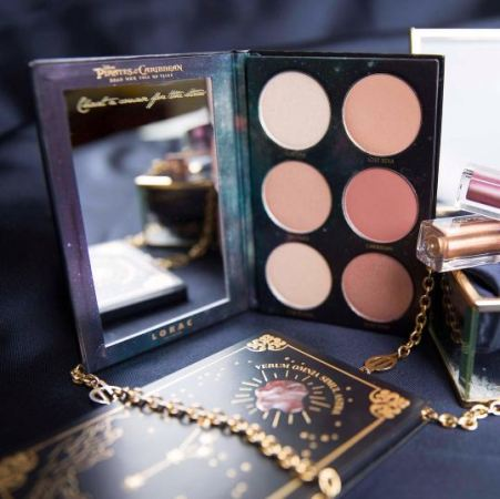 Lorac Cosmetics Pirates of the Caribbean Collection 5