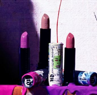 Urban Decay x Jean-Michael Basquiat Collection 2