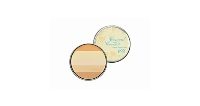 POP beauty Conceal and Correct Pressed mineral Powder