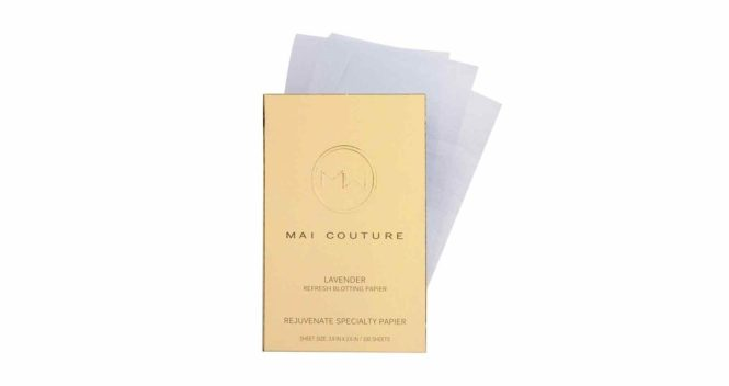 Mai Couture Blotting Papers