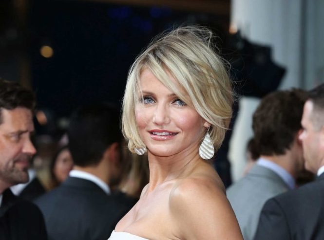 What To Expect When You're Expecting - UK Film Premiere Cameron Diaz