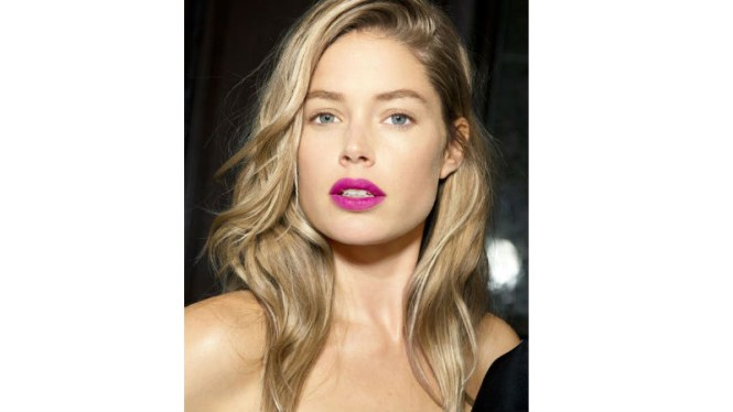 How to wear Magenta lipstick