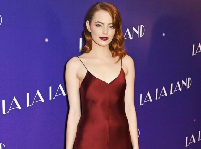 Hollywood Glam Makeup Tutorial: Emma Stone's La La Land Red Carpet Look