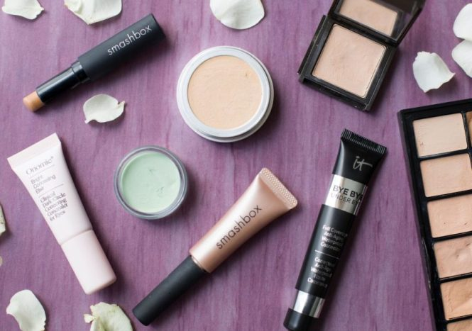 Best concealers for dark circles and blemishes.
