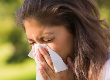 How to look good when you feel bad with seasonal allergies.