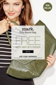 August 18 One Day Only MARKBAG