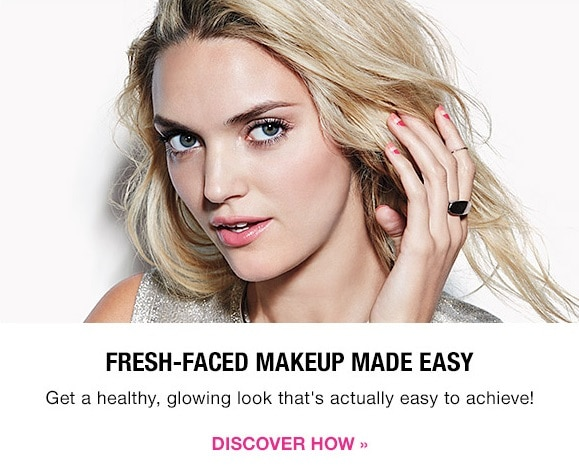 The Avon Beauty Bulletin - April 2017 - Fresh-Faced Makeup Made Easy