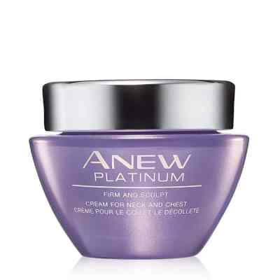 Platinum Firm and Sculpt Cream for Neck and Chest