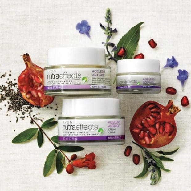 Image result for avon nutraeffects ageless