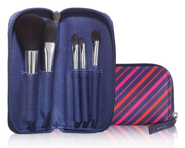 Avon True Color Beautiful Brush Set - The Ultimate Gift Guide