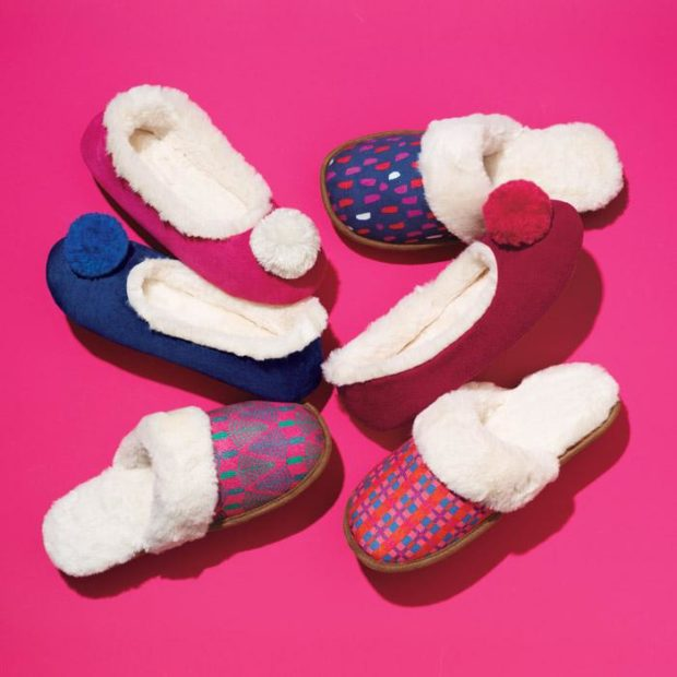 Holiday Slippers - Campaign 26