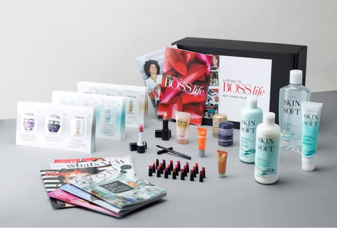 Avon Advanced Starter Kit 2018